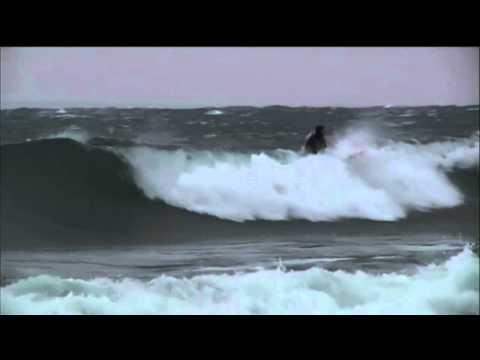 Surfing In Duluth