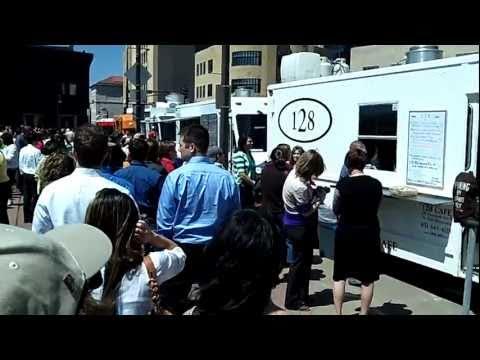 Downtown Saint Paul Food Truck Court